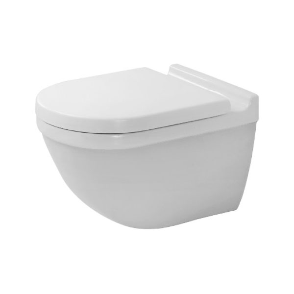Duravit Starck 3 - Toilet wall-mounted